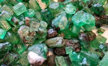 How COVID-19 hit Ethiopian emeralds
