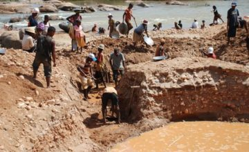 Artisanal and Small-scale Mining and Changing Donor Priorities