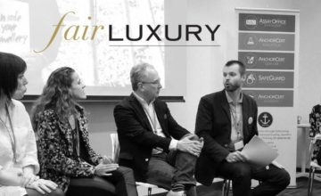 Levin Sources at 'Fair Luxury at the RCA'