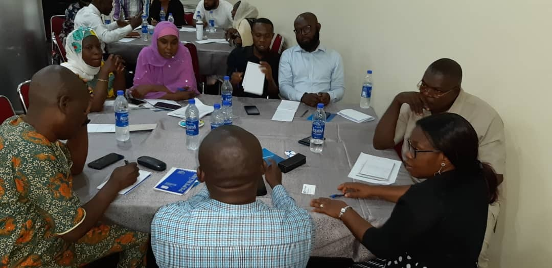 ASM formalisation training by Levin Sources in Nigeria