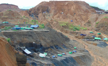 Preparation of  Environmental Management Plans for the Hpakant/Lonkin Jade Mining Region, Myanmar
