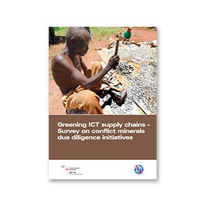 Greening ICT Supply Chains: Survey on Conflict Minerals Due Diligence Initiatives