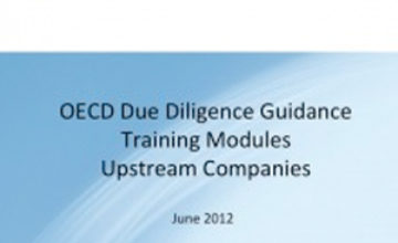 Relating RJC's Code of Practices to OECD Due Diligence Guidance